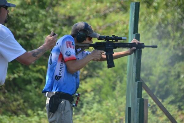 Tim Yackley - Stage 6 - Rifle