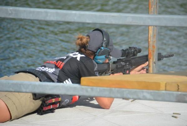 Dianna Leidorff - Stage 1 - Rifle