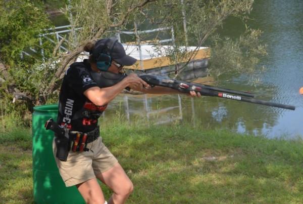Dianna Leidorff - Stage 1 - Shotgun