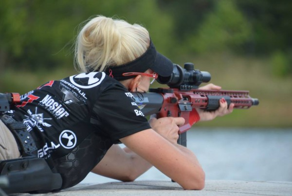 Janna Reeves - Stage 1 - Rifle