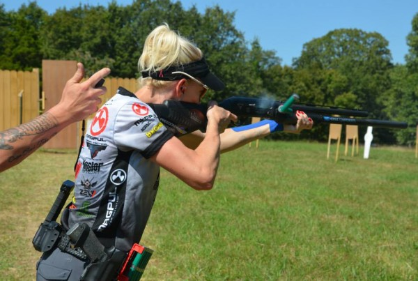 Janna Reeves - shotgun - stage 6