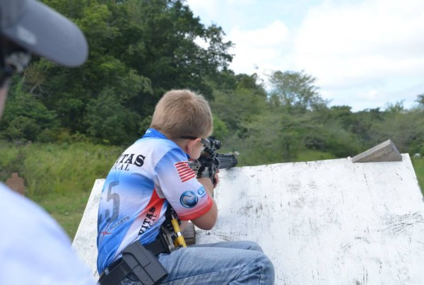 Andrew Yackley - Stage 7 - Rifle