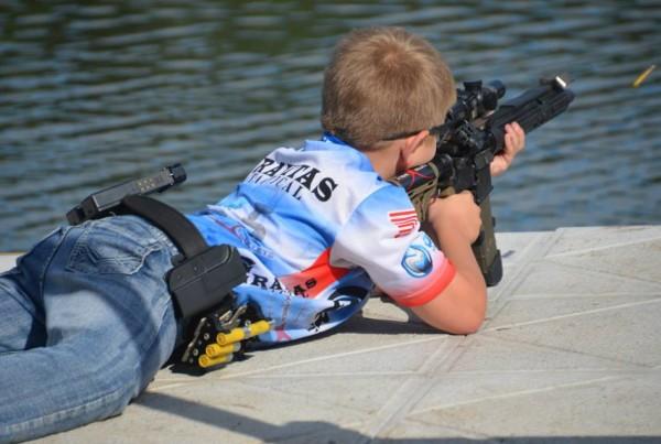 Andrew Yackley - Stage 1 - Rifle Long Range