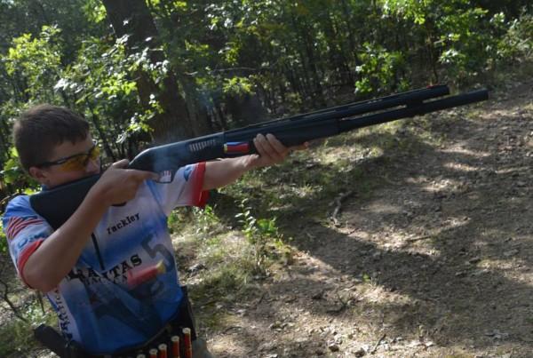 Sean Yackley - Stage 4 - Shotgun